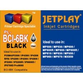 Cannon Compatible BCI-6B Black Cartridge