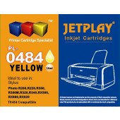 Compatible T484 Yellow Cartridge