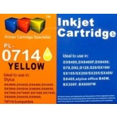 Compatible T714 Yellow Cartridge