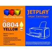 Compatible T804 Yellow Cartridge